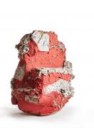 Aneta Regel, Red Raining Stone, 2017