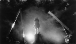 Robert Longo, Untitled (Nathan Bedford Forrest Statue Removal; Memphis, 2017), 2018.