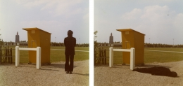 Studies for Westkapelle, Holland, 1971