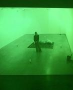 """Gianni Motti, """"Spirit of John Lennon,"""" 2006. Metro Pictures, New York."""