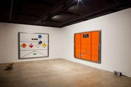 Installation view, 2010. Sammlung Goetz, Munich. Photo: Thomas Dashuber.