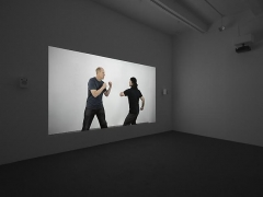 """Working Together,"" installation view, 2011. Metro Pictures, New York"
