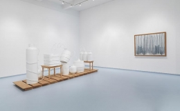 Installation view, 2012. Metro Pictures, New York.