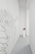 Miguel Cardenas. Installation view, 2019. Metro Pictures, New York.
