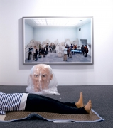 Big, 2002/2003 Cibachrome mounted on museum box, 52 3/4 x 46 1/2 inches (134 x 118.1 cm)