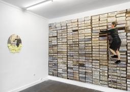 Montana Ensemble. Installation view, 2015. 83 rue Saint-Bon, Paris.