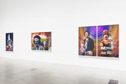 Installation view, 2016. Queensland Gallery of Modern Art, Brisbane, Australia.