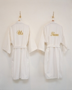 Us & Them (robes), 1991.