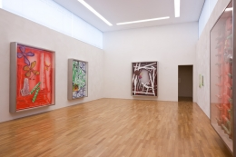 Installation view, 2010. Sammlung Goetz, Munich. Photo: Thomas Dashuber.