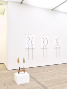 Selected Works 1970-2015. Installation view, 2015.