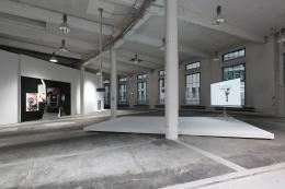 Installation view, 2014. Kunstmuseum St. Gallen, Switzerland.