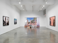The Collapse of Neoliberalism. Installation view, 2020. Metro Pictures, New York.