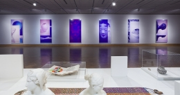 Women & Museums. Installation view, 2019. Minneapolis Institute of Art.