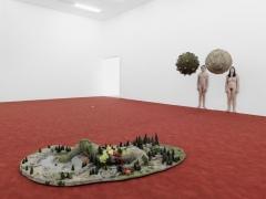 Installation view, 2009. Kunsthalle Zürich.