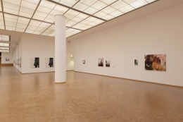 Adjusted. Installation view, 2013. Museum Ludwig, Cologne. Photo: Rheinisches Bildarchiv Köln / Britta Schlier.