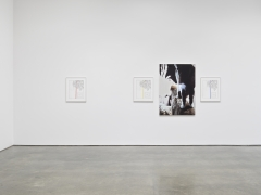 One Show on Top of the Other. Installation view, 2021. Metro Pictures, New York.