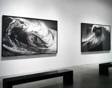 """""""Monsters,"""" installation view, 2002. Metro Pictures, New York."""