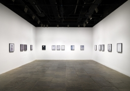 To Think of Time. Installation view, 2010. Whitney Museum, New York.