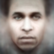 """Fanon"" (Even the Dead Are Not Safe), Eigenface, 2017"