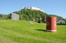 Rüben. Installation view, 2016. Kunstprojekt-Krauthügel, Salzburg. Photo: Manfred Siebinger.