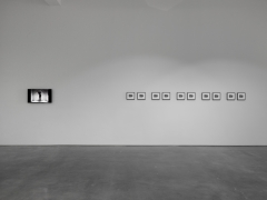 Bas Jan Ader. Installation view, 2016. Metro Pictures, New York.