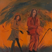 Karlo Kacharava English Romanticism, 1993