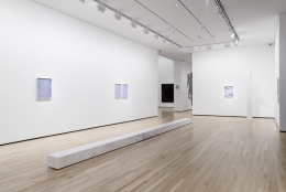 Installation view, 2015. Baltimore Museum of Art.