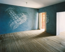 Ghost House. Installation view, 2001. SITE Santa Fe commission, Ruby Ranch, New Mexico.