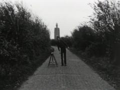 Broken fall (geometric), Westkapelle, Holland, 1971