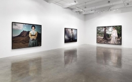 Installation view, 2012. Metro Pictures, New York