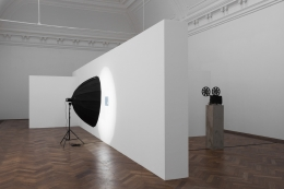 Morgenlied. Installation view, 2012. Kunsthalle Basel.