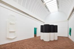 SORRING.Installation view, 2017. Museum Jorn, Silkeborg, Denmark.