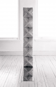 Caryatid, 2010. Digital C-print, 74 x 48 inches (188 x 121.9 cm).