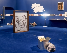 Is Today Tomorrow. Installation view, 2021. National Gallery of Victoria, Melbourne. Photo: Tom Ross.