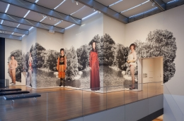 Installation view, 2012. Museum of Modern Art, New York.