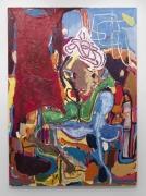 Aladin und die Wunderlampe (Aladdin and the Magic Oil Lamp), 2010. Oil on canvas, 124 1/2 X 90 1/2 inches (316.2 x 229.9 cm). MP 47