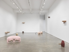 Baby, installation view, 2018. Metro Pictures, New York.
