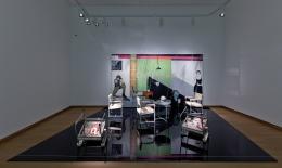 Au Bonheur des Dames. Installation view, 2013. Stedelijk Museum, Amsterdam. Photo: Gert Jan van Rooij.