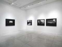 "David Maljkovic, ""Recalling Frames."" Installation view, 2011. Metro Pictures, New York."