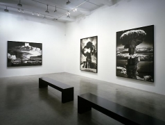 """The Sickness of Reason,"" installation view, 2004. Metro Pictures, New York."