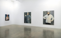 Applied Fantastic, 2010, installation view. Metro Pictures, New York.