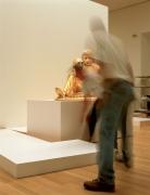 Michael, 2001 Laminated cibachrome on museum box, 59 3/4 x 46 inches (151.8 x 116.8 cm)