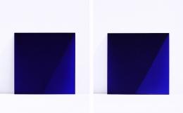 Parallel, 2013. 2 Digital C-prints, Each frame size 20 3/8 x 16 1/4 inches (51.8 x 41.3 cm).