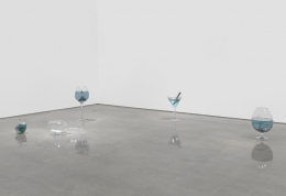 Installation View, 2015. Metro Pictures, New York.