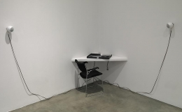 Installation view, 2011. Metro Pictures, New York.