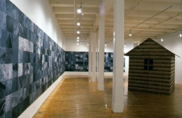 Installation view, 1992. Metro Pictures, New York.