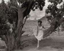 Untitled Film Still #43, 1979. Gelatin silver print, 8 x 10 inches (20.32 x 25.4 cm).