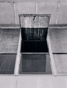 Treme School Window, 2010. Digital C-print, 20 x 15.25 inches (50.8 x 38.7 cm).