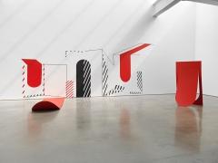 "Judith Hopf's exhibition ""Alifi."""
