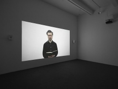 """""""Working Together,"""" installation view, 2011. Metro Pictures, New York"""